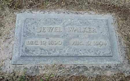 WALKER, JEWEL - Maricopa County, Arizona | JEWEL WALKER - Arizona Gravestone Photos