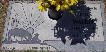 "WALKER, ROYCE DAN ""R. D."" - Maricopa County, Arizona | ROYCE DAN ""R. D."" WALKER - Arizona Gravestone Photos"