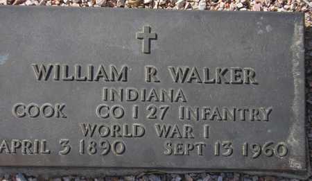 WALKER, WILLIAM R. - Maricopa County, Arizona   WILLIAM R. WALKER - Arizona Gravestone Photos
