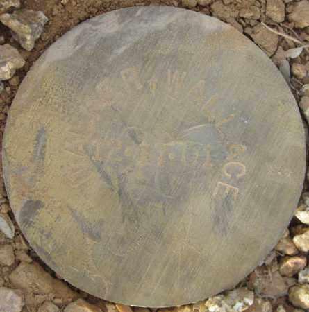 WALKER, WALLACE - Maricopa County, Arizona   WALLACE WALKER - Arizona Gravestone Photos