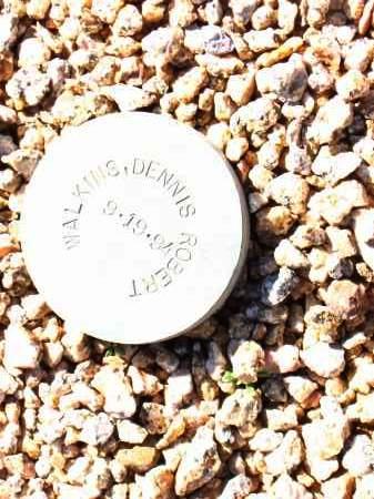 WALKINS, DENNIS ROBERT - Maricopa County, Arizona | DENNIS ROBERT WALKINS - Arizona Gravestone Photos