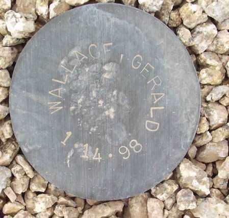WALLACE, GERALD - Maricopa County, Arizona   GERALD WALLACE - Arizona Gravestone Photos
