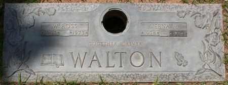 WALTON, VERNA M. - Maricopa County, Arizona   VERNA M. WALTON - Arizona Gravestone Photos