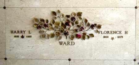 WARD, HARRY L. - Maricopa County, Arizona | HARRY L. WARD - Arizona Gravestone Photos
