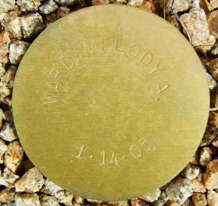 WARD, MELODY A. - Maricopa County, Arizona   MELODY A. WARD - Arizona Gravestone Photos