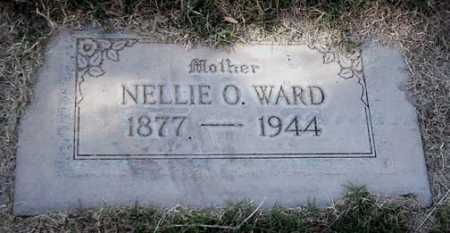 WARD, NELLIE O. - Maricopa County, Arizona | NELLIE O. WARD - Arizona Gravestone Photos