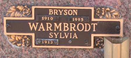 WARMBRODT, BRYSON - Maricopa County, Arizona   BRYSON WARMBRODT - Arizona Gravestone Photos