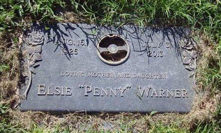 "WARNER, ELSIE J. ""PENNY"" - Maricopa County, Arizona   ELSIE J. ""PENNY"" WARNER - Arizona Gravestone Photos"