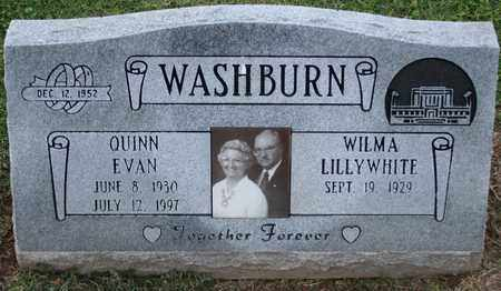 WASHBURN, WILMA - Maricopa County, Arizona | WILMA WASHBURN - Arizona Gravestone Photos