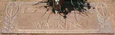 WATKINS, ROLLA L. - Maricopa County, Arizona | ROLLA L. WATKINS - Arizona Gravestone Photos