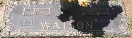 JOHN WATSON, MADELINE - Maricopa County, Arizona | MADELINE JOHN WATSON - Arizona Gravestone Photos