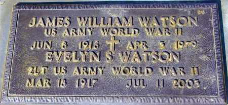 WATSON, EVELYN S - Maricopa County, Arizona | EVELYN S WATSON - Arizona Gravestone Photos