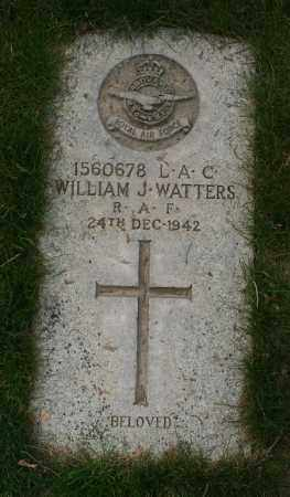 WATTERS, WILLIAM J. - Maricopa County, Arizona | WILLIAM J. WATTERS - Arizona Gravestone Photos