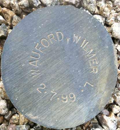 WAUFORD, WILMER L. - Maricopa County, Arizona   WILMER L. WAUFORD - Arizona Gravestone Photos