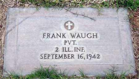 WAUGH, THOMAS FRANK - Maricopa County, Arizona   THOMAS FRANK WAUGH - Arizona Gravestone Photos