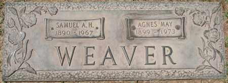 WEAVER, SAMUEL A.H. - Maricopa County, Arizona | SAMUEL A.H. WEAVER - Arizona Gravestone Photos