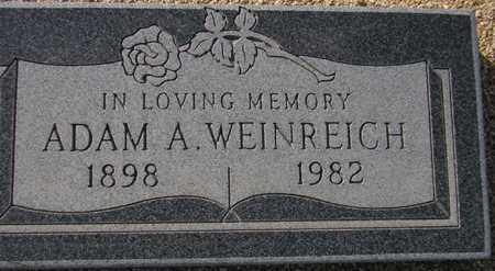 WEINREICH, ADAM A. - Maricopa County, Arizona | ADAM A. WEINREICH - Arizona Gravestone Photos