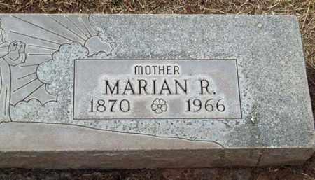 WELBORN, MARIAN R. - Maricopa County, Arizona | MARIAN R. WELBORN - Arizona Gravestone Photos