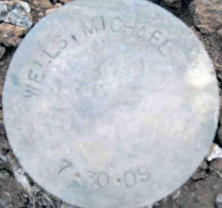 WELLS, MICHAEL - Maricopa County, Arizona | MICHAEL WELLS - Arizona Gravestone Photos