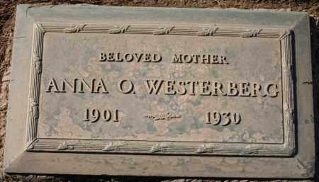 WESTERBERG, ANNA OLIVIA - Maricopa County, Arizona | ANNA OLIVIA WESTERBERG - Arizona Gravestone Photos