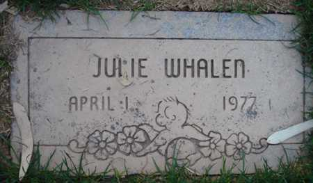WHALEN, JULIE - Maricopa County, Arizona   JULIE WHALEN - Arizona Gravestone Photos