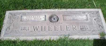 WHEELER, CHARLES - Maricopa County, Arizona | CHARLES WHEELER - Arizona Gravestone Photos