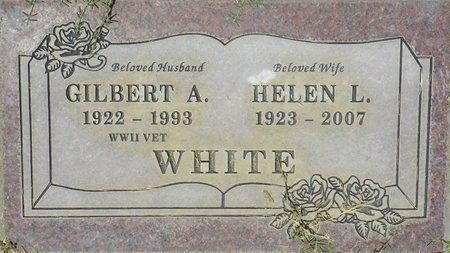 WHITE, HELEN L - Maricopa County, Arizona | HELEN L WHITE - Arizona Gravestone Photos