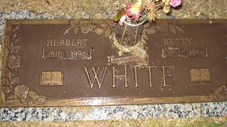 WHITE, HERBERT - Maricopa County, Arizona | HERBERT WHITE - Arizona Gravestone Photos