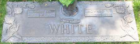 WHITE, MARY M - Maricopa County, Arizona | MARY M WHITE - Arizona Gravestone Photos