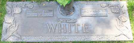 WHITE, HOWARD T - Maricopa County, Arizona | HOWARD T WHITE - Arizona Gravestone Photos