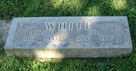 WHITE, ODA - Maricopa County, Arizona | ODA WHITE - Arizona Gravestone Photos