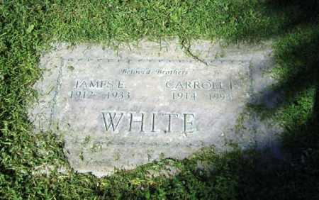 WHITE, CARROLL I. - Maricopa County, Arizona | CARROLL I. WHITE - Arizona Gravestone Photos