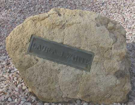 WHITE, LAURA J. - Maricopa County, Arizona | LAURA J. WHITE - Arizona Gravestone Photos