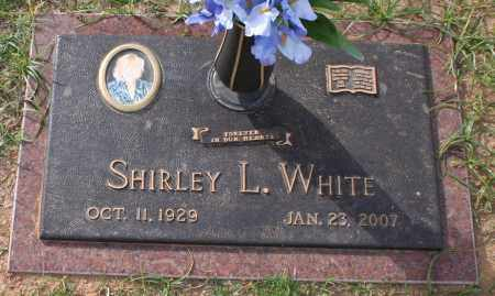 WHITE, SHIRLEY L - Maricopa County, Arizona | SHIRLEY L WHITE - Arizona Gravestone Photos