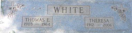 WHITE, THERESA - Maricopa County, Arizona | THERESA WHITE - Arizona Gravestone Photos