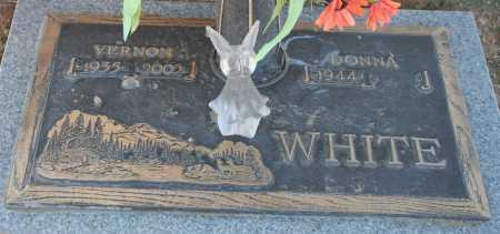 WHITE, VERNON - Maricopa County, Arizona | VERNON WHITE - Arizona Gravestone Photos