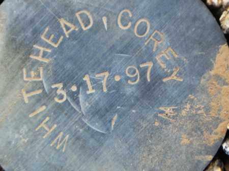 WHITEHEAD, COREY - Maricopa County, Arizona   COREY WHITEHEAD - Arizona Gravestone Photos