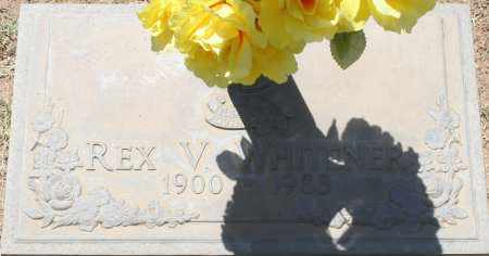 WHITENER, REX V. - Maricopa County, Arizona | REX V. WHITENER - Arizona Gravestone Photos