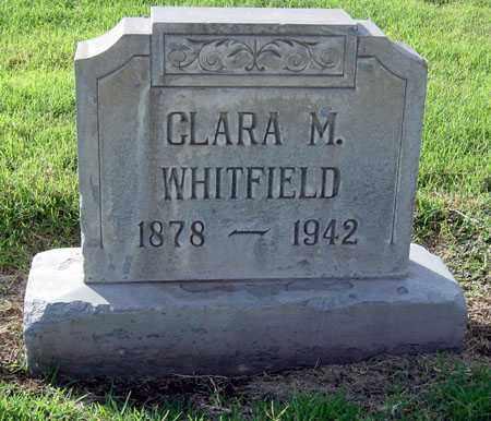 WHITFIELD, CLARA MARIE - Maricopa County, Arizona | CLARA MARIE WHITFIELD - Arizona Gravestone Photos