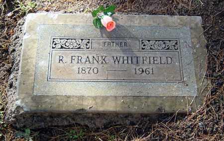 WHITFIELD, RICHARD FRANKLIN - Maricopa County, Arizona | RICHARD FRANKLIN WHITFIELD - Arizona Gravestone Photos