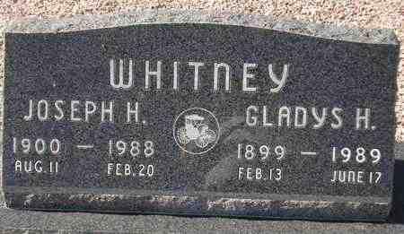 WHITNEY, GLADYS H. - Maricopa County, Arizona | GLADYS H. WHITNEY - Arizona Gravestone Photos