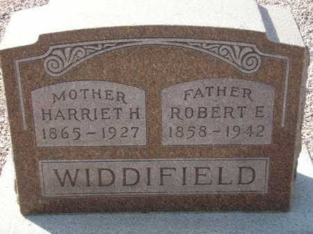 WIDDIFIELD, HARRIET H. - Maricopa County, Arizona | HARRIET H. WIDDIFIELD - Arizona Gravestone Photos