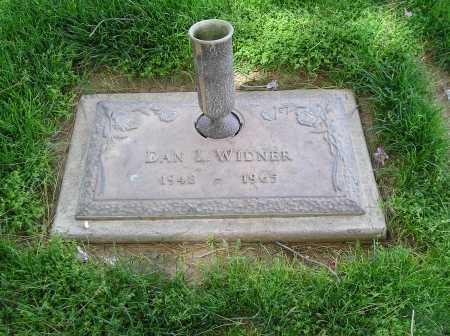 WIDNER, DAN L - Maricopa County, Arizona   DAN L WIDNER - Arizona Gravestone Photos