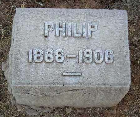 WIESNER, PHILIP - Maricopa County, Arizona | PHILIP WIESNER - Arizona Gravestone Photos
