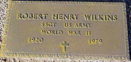 WILKINS, ROBERT HENRY - Maricopa County, Arizona | ROBERT HENRY WILKINS - Arizona Gravestone Photos