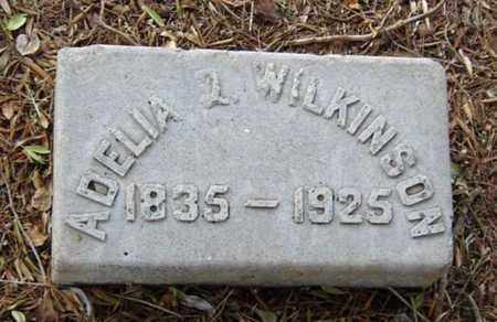 WILKINSON, ADELIA - Maricopa County, Arizona | ADELIA WILKINSON - Arizona Gravestone Photos