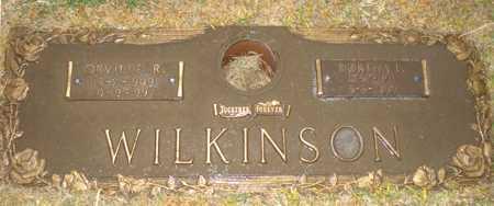 WILKINSON, DORTHA L. - Maricopa County, Arizona | DORTHA L. WILKINSON - Arizona Gravestone Photos