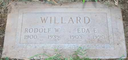 WILLARD, RODOLF WARNER - Maricopa County, Arizona | RODOLF WARNER WILLARD - Arizona Gravestone Photos
