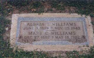 WILLIAMS, MARY C. - Maricopa County, Arizona | MARY C. WILLIAMS - Arizona Gravestone Photos