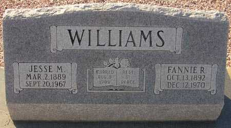 WILLIAMS, JESSE M. - Maricopa County, Arizona | JESSE M. WILLIAMS - Arizona Gravestone Photos